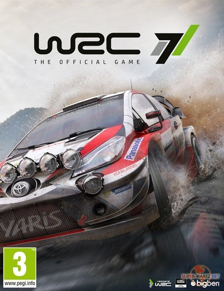 WRC 7 FIA World Rally Championship (2017/RUS/ENG/MULTi10/RePack от FitGirl)