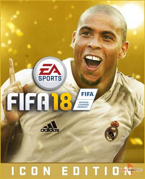 FIFA 18: ICON Edition (2017/RUS/ENG/RePack)