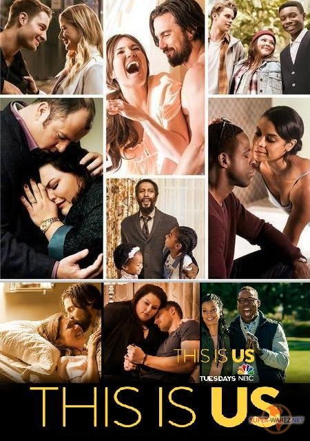 Это мы - 2 сезон / This Is Us (2017) WEB-DLRip