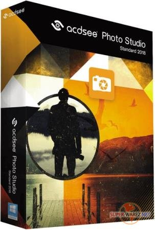 ACDSee Photo Studio Standard 2018 21.0 Build 725 RePack by Diakov
