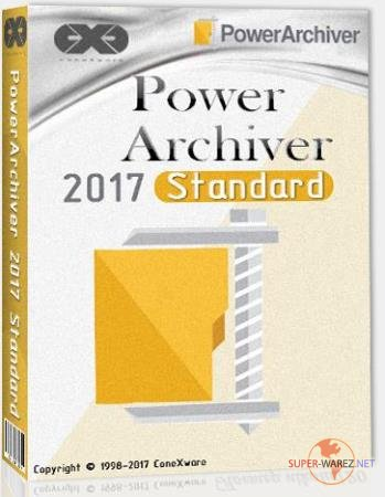 PowerArchiver 2017 Standard 17.01.04 RePack by D!akov