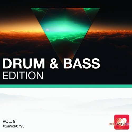 I Love Music! - Drum & Bass Edition Vol.9 (2017)