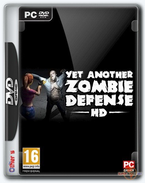 Yet Another Zombie Defense HD (2017,PC)
