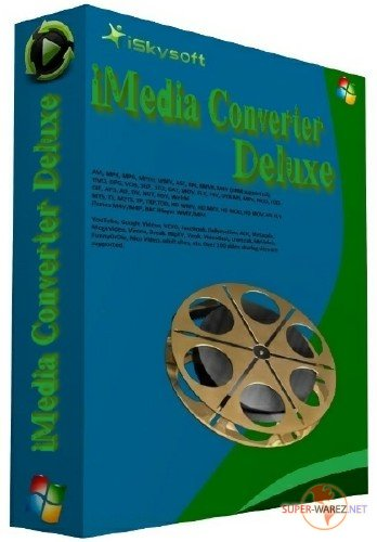 iSkysoft iMedia Converter Deluxe 10.1.0.134 Final