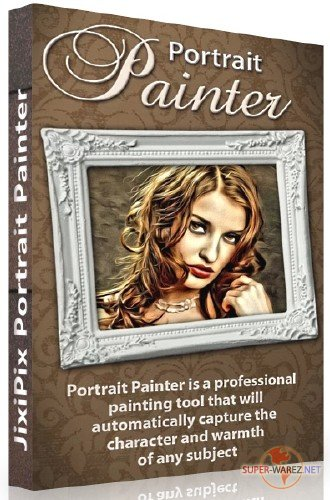 JixiPix Portrait Painter 1.34