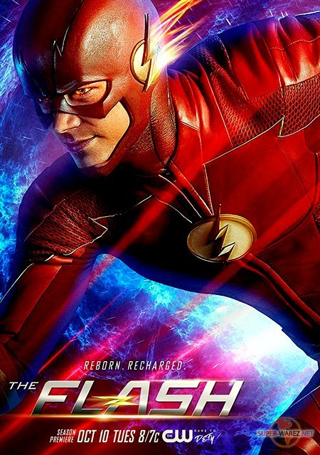 Флэш 4 - сезон / The Flash (2017) WEB-DLRip