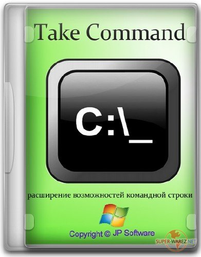 JP Software Take Command 21.01.56