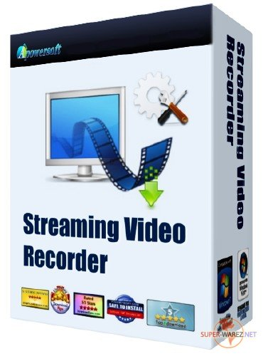 Apowersoft Streaming Video Recorder 6.2.5 (Build 10/12/2017) + Rus