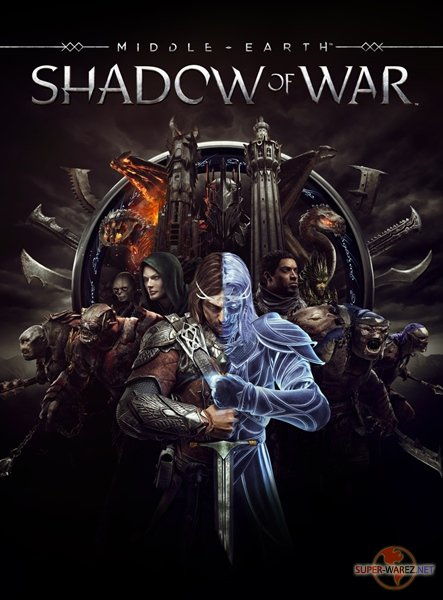 Middle-earth: Shadow of War (2017/RUS/ENG/MULTi13/RePack от FitGirl)