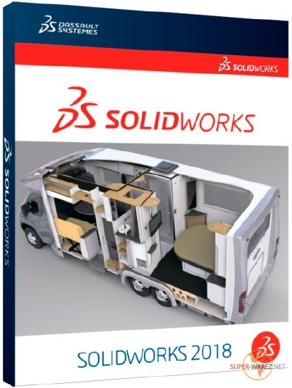 SolidWorks Premium Edition 2018 SP0.0 (MULTi/RUS/2017)