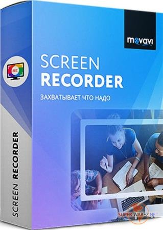 Movavi Screen Recorder 9.0.0 (Ml/Rus)