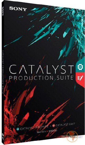 Sony Catalyst Production Suite 2017.2.1 (x64)