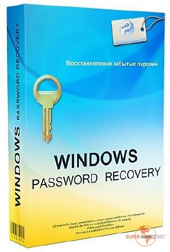 Passcape Windows Password Recovery 11.1.2.1005