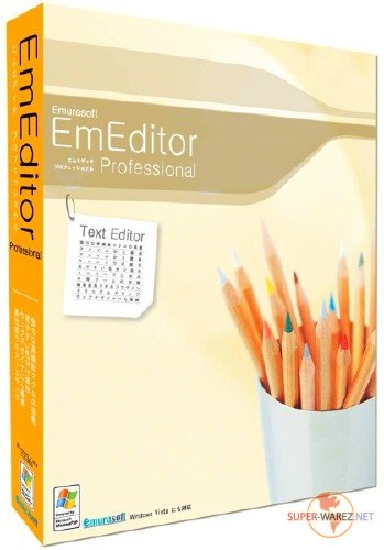 Emurasoft EmEditor Professional 17.2.0 Final + Portable