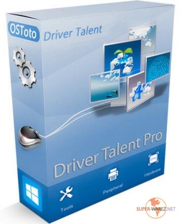 Driver Talent Pro 6.5.57.166 Rus/Ml