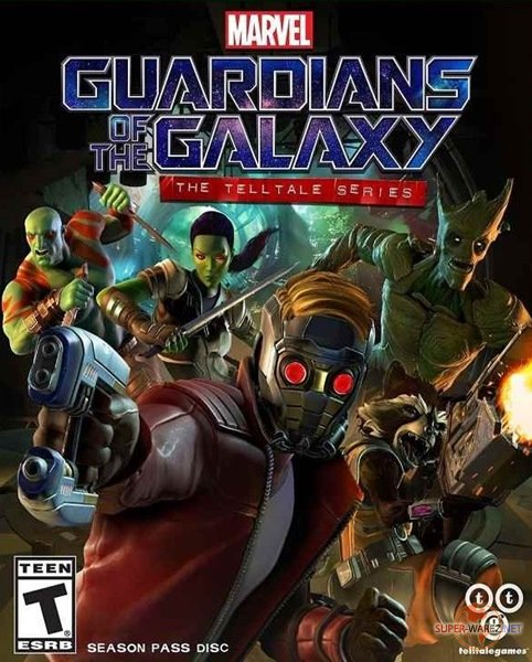 Marvel's Guardians of the Galaxy: The Telltale Series (2017/RUS/ENG/MULTi9/RePack от FitGirl)