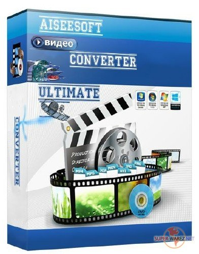 Aiseesoft Video Converter Ultimate 9.2.28 + Rus