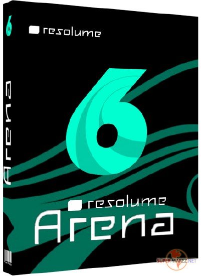 Resolume Arena 6.0.0 Rev 60521