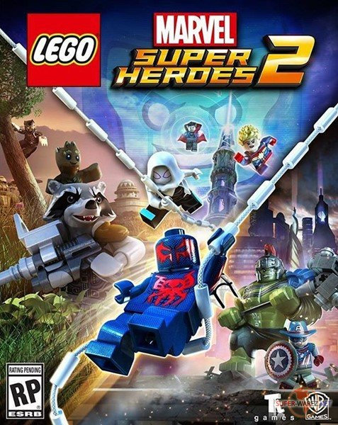 LEGO Marvel Super Heroes 2 (2017/RUS/ENG/RePack от FitGirl)