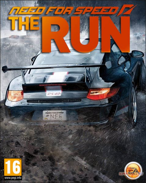 Need for Speed: The Run - Limited Edition (2011/RUS/RePack by xatab)