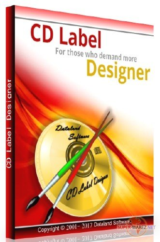 Dataland CD Label Designer 7.1 Build 754 + Rus