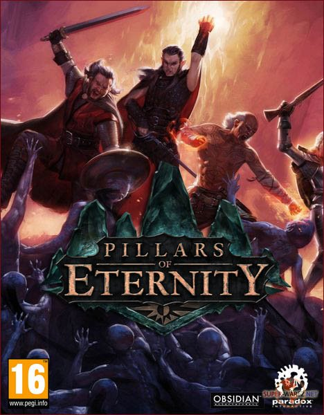Pillars of Eternity: Royal Edition (2015-2017/RUS/ENG/Multi/RePack by R.G. Catalyst)