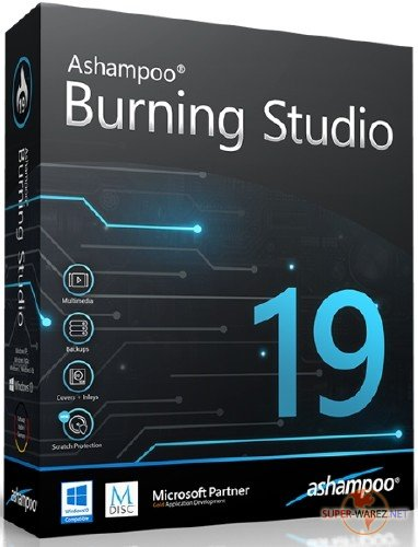 Ashampoo Burning Studio 19.0.0.24 Beta