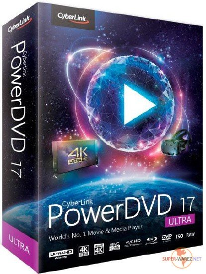 CyberLink PowerDVD Ultra 17.0.2316.62 RePack by qazwsxe