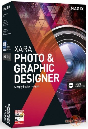 Xara Photo & Graphic Designer 15.0.0.52382