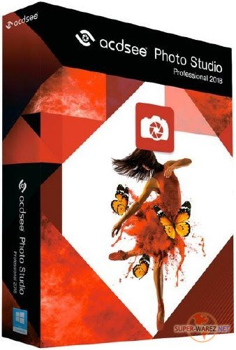 ACDSee Photo Studio Professional 2018 11.1 Build 861 (x86/x64)