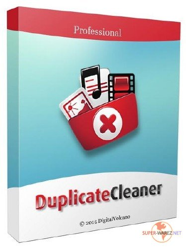 DigitalVolcano Duplicate Cleaner Pro 4.1.0