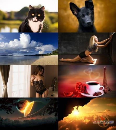 Wallpapers Mix №628