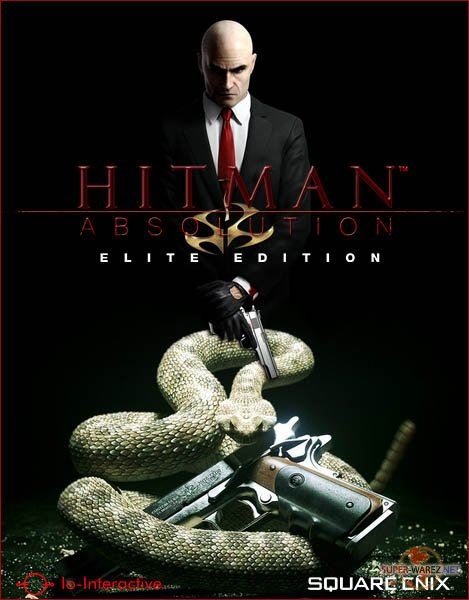 Hitman: Absolution - Elite Edition (2012/RUS/ENG/Multi/RePack)