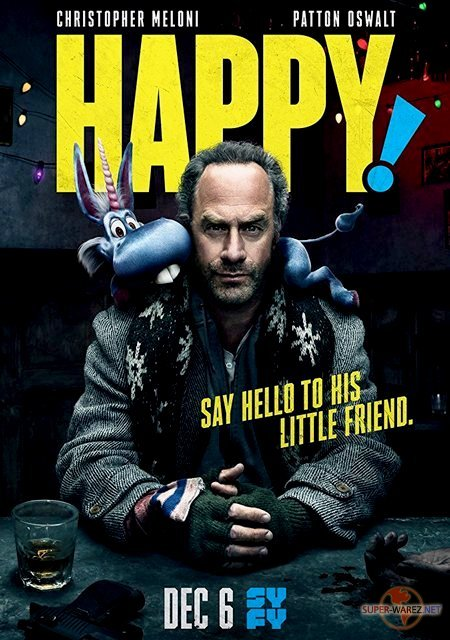 Хэппи! - 1 cезон / Happy! (2017) WEB-DLRip Все серии