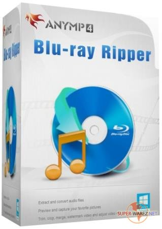 AnyMP4 Blu-ray Ripper 7.2.20 RePack/Portable by TryRooM
