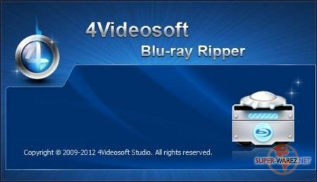 4Videosoft Blu-ray Ripper 6.2.18 RePack/Portable by TryRooM