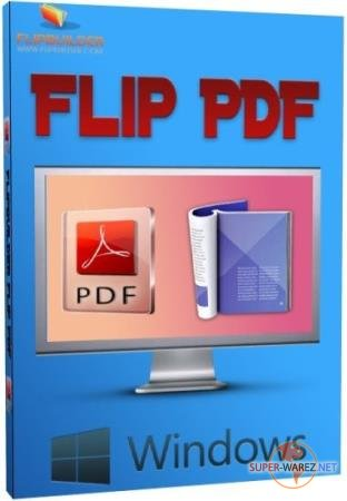 Flip PDF Pro 2.4.9.11 RePack/Portable by TryRooM