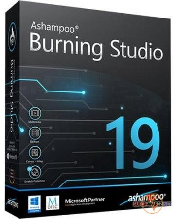 Ashampoo Burning Studio 19.0.1.6 Final (Ml/Rus/2018) Portable