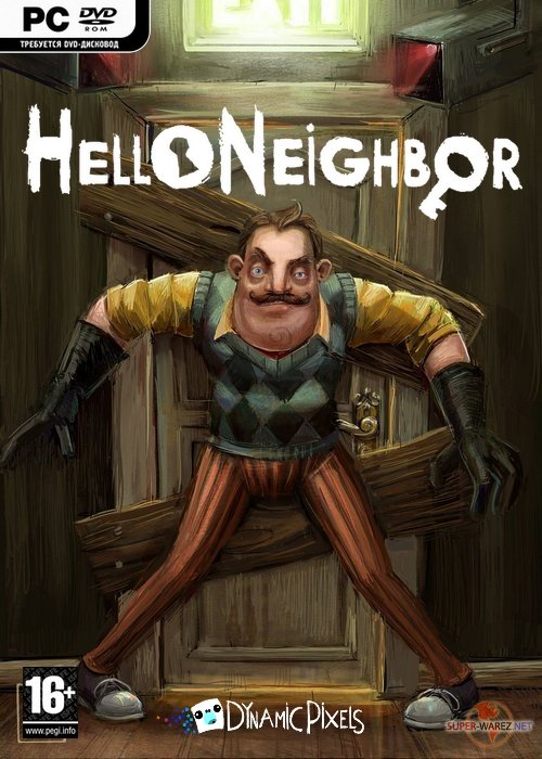 Hello Neighbor *v.1.6* (2017/RUS/ENG/MULTI23/RePack)