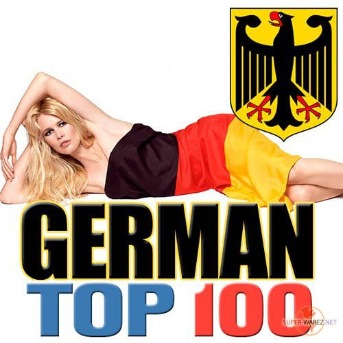 German Top 100 Single Charts 12.01.2018 (2018)