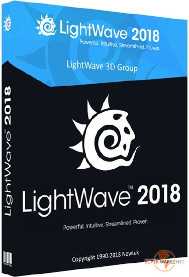 NewTek LightWave 3D 2018.0.1 Build 3064