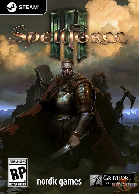 Spellforce 3 *v.1.24* (2017/RUS/ENG/MULTi8/RePack)