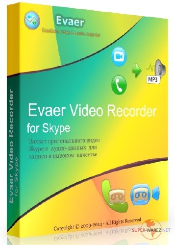 Evaer Video Recorder for Skype 1.8.1.19
