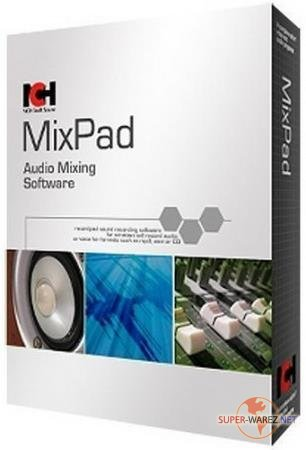 NCH MixPad Masters Edition 5.00 Portable (Ml/Rus)