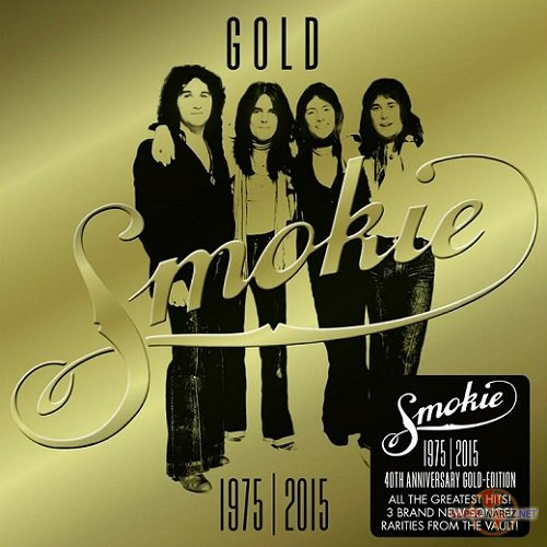 Smokie - Gold 1975-2015: 40th Anniversary Gold Edition [Deluxe Version] (2015) MP3