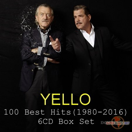 Yello - 100 Best Hits [6CD] (1980-2016) MP3