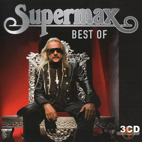 Supermax - The Best Of. 3CD (2014) MP3