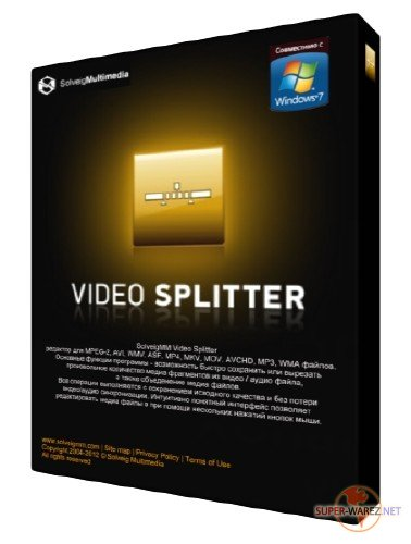 SolveigMM Video Splitter 6.1.1801.29 Business Edition Beta