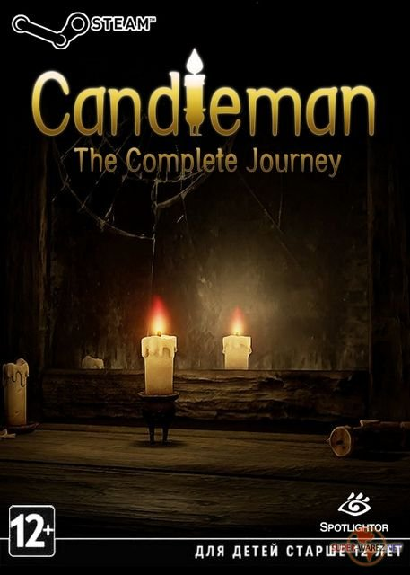 Candleman: The Complete Journey (2018/RUS/ENG/MULTi17)