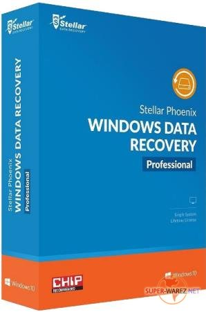 Stellar Phoenix Windows Data Recovery Pro 7.0.0.3 RePack/Portable by elchupacabra
